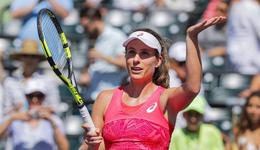 孔塔WTA迈阿密赛全胜大威晋级决赛将战沃兹