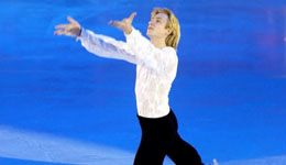 普鲁申科老婆是谁 冰王子普鲁申科宣布退役