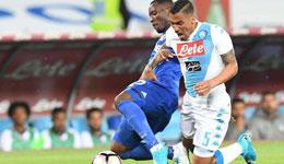 意大利杯半决赛 那不勒斯坐镇圣保罗球场迎战尤文