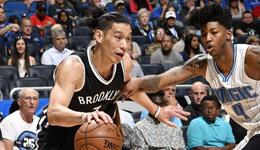 NBA常规赛魔术VS篮网 林书豪32分难救主