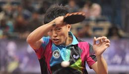 无锡亚洲乒乓球锦标赛开赛 国乒轮空韩国队晋级