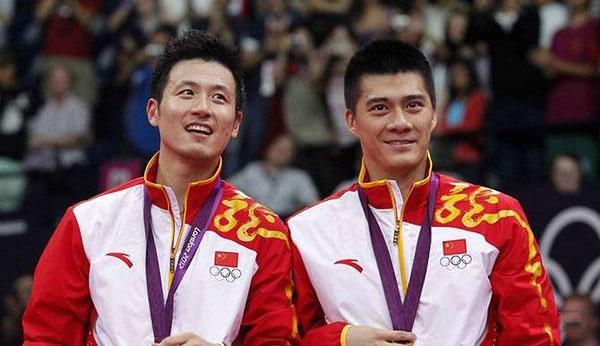 羽毛球风云组合盘点 中国最佳羽球拍档