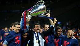 欧战赛场冲刺阶段 皇马巴萨拜仁谁是三冠王