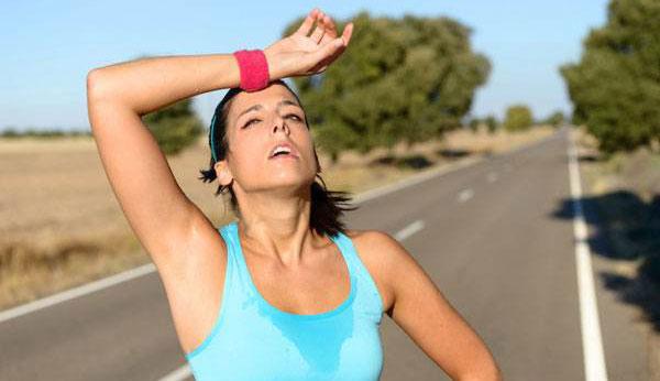 跑步健身注意事项 运动中的危险信号