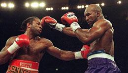 年轻时的泰森一拳有多狠 泰森曾一拳打飞刘易斯