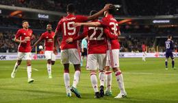曼联最后时刻遭逆转 欧联杯战平安德莱赫特