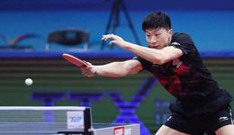 马龙爆冷出局亚乒赛16强 裁判意外判罚受影响