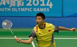 石宇奇直落对手晋级八强 新加坡赛各项国羽仅剩一组