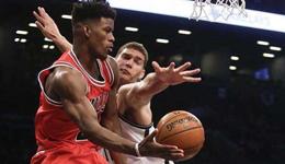 2016年12月29日NBA常规赛公牛vs篮网视频集锦