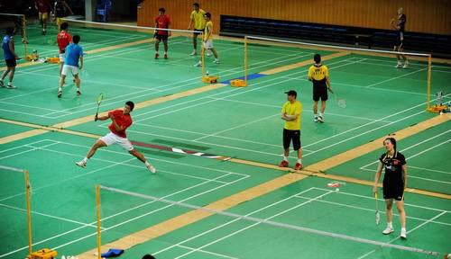 中国羽毛球队在哪训练 羽毛球队训练基地盘点
