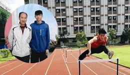 曾建航60米栏成绩超同期刘翔 成为刘翔接棒人