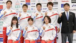 日本公布游泳世锦赛参赛名单 野心勃勃势要夺金