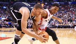 2016年12月21日NBA常规赛猛龙vs篮网视频集锦