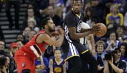2017年4月20日NBA季后赛 勇士vs开拓者视频集锦