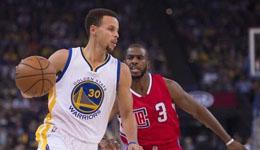 2017年1月29日NBA常规赛 勇士vs快船视频集锦