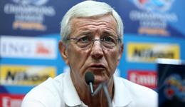 里皮组建国家二队 男足教练里皮打造国家二队