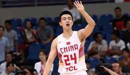 2017nba选秀初选名单公布 中国男篮两新星在列