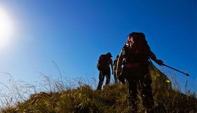 登山安全注意事项 野外中暑症状盘点
