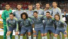 皇家马德里阵容:2015-2016皇家马德里球员阵容一览