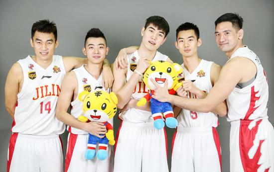2016-2017赛季CBA球队介绍 吉林东北虎篮球队