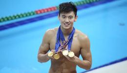 宁泽涛重回赛场 宁泽涛与游泳中心冰释前嫌了吗