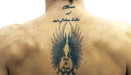 哪些运动员纹身 中国运动员可以有纹身吗