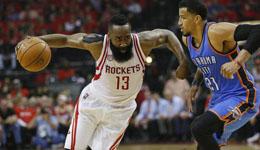 2017年4月26日NBA季后赛 火箭vs雷霆视频集锦