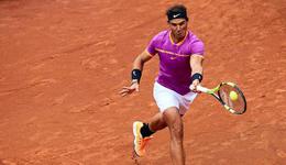 纳达尔ATP直落对手晋级16强 穆雷收退赛大礼