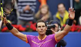 纳达尔ATP系列赛完胜对手 携手穆雷晋级八强