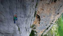 国外户外极限运动视频合集四 苏格兰攀岩者RobbiePhillips