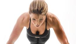 怎样跑步快小诀窍 俯卧撑实用锻炼技巧