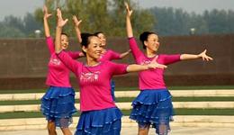 《一直爱着你》广场舞教学视频 广场舞教学视频分解慢动作