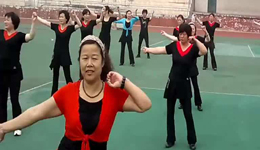 《寂寞的人伤心的歌》广场舞 广场舞教学视频分解慢动作