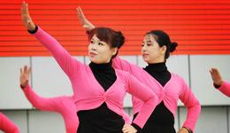 《相思渡口》广场舞教学视频 广场舞教学视频分解慢动作