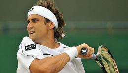 网球半西式正手击球 初学者网球视频教程