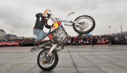 摩托车vs汽车漂移对决视频 赛车比赛高清大全视频