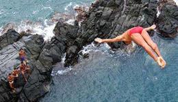 爆笑体育跳水运动员失误高清视频 美女运动员出糗搞笑瞬间合集