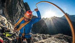 国外户外极限运动视频合集十 三人印度河裂缝攀岩