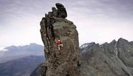 国外户外极限运动视频合集十一 苏格兰攀岩达人极限时刻