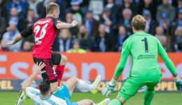 2016-17赛季德甲最新消息 莱比锡正式晋级欧冠正赛