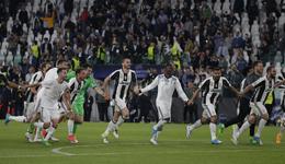 欧冠尤文2比1摩纳哥晋级决赛视频集锦