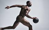 NBA哪些球员拍过裸体艺术 韦德裸体艺术照