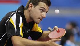 乒乓球加转和前冲弧圈球打法 怎样打好乒乓球教学视频