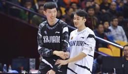 周琦小丁或将战夏季联赛 NBA将重现中国德比