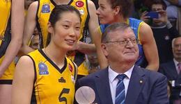 排球MVP朱婷或成体坛新巨头 排球朱婷天才巨星成名路