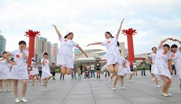《马上有人爱》简单广场舞教学 广场舞教学视频分解慢动作