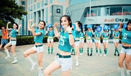 《捧着笑脸乐哈哈》简单广场舞教学 广场舞教学视频分解慢动作