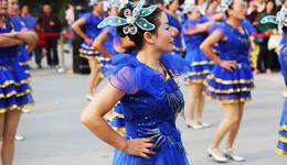 《一壶老酒》简单广场舞教学 广场舞教学视频分解慢动作
