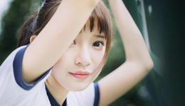 五月素颜运动少女精选写真 运动小清新图片女生唯美高清照片