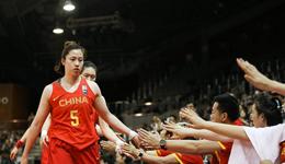 欧洲拉练女篮不敌西班牙 陈晓佳15分战绩一胜一负